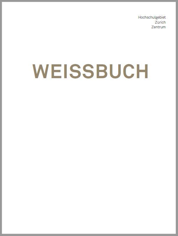 Weissbuch HGZZ - Titelbild